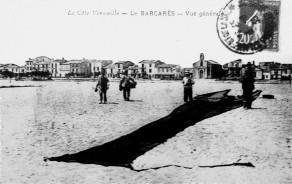 Port Barcarès traditional village