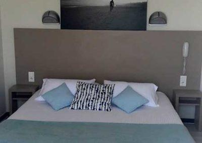 Chambre hôtel Barcarès